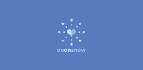 oh on snow