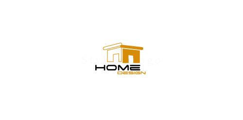 Home design logomoose logo inspiration for House logo design free