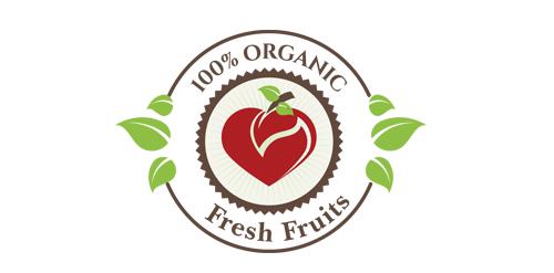 Fresh Fruits | LogoMoose - Logo Inspiration