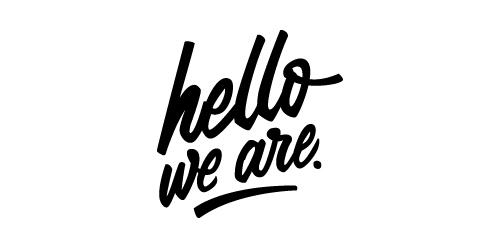 hello, we are.