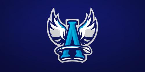 Angels Toru Logomoose Logo Inspiration