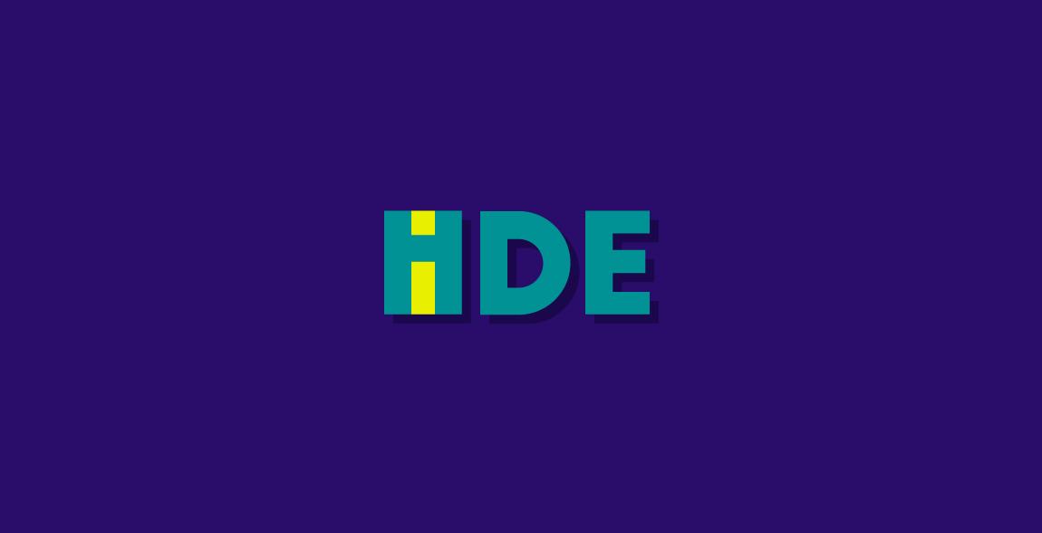 Hide Wordmark / Verbicons
