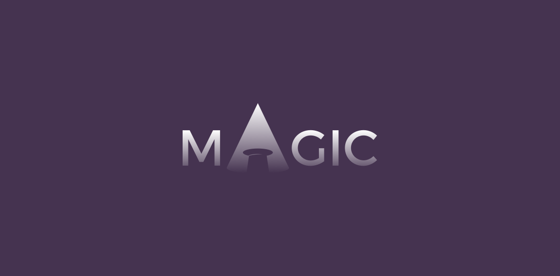 Magic Clever Wordmark / Verbicons