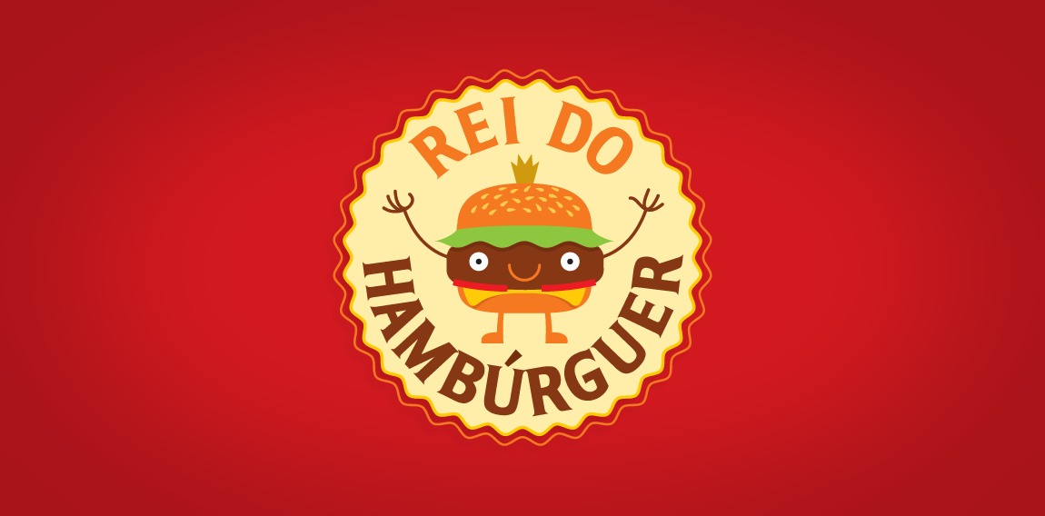 REI DO HAMBURGUER