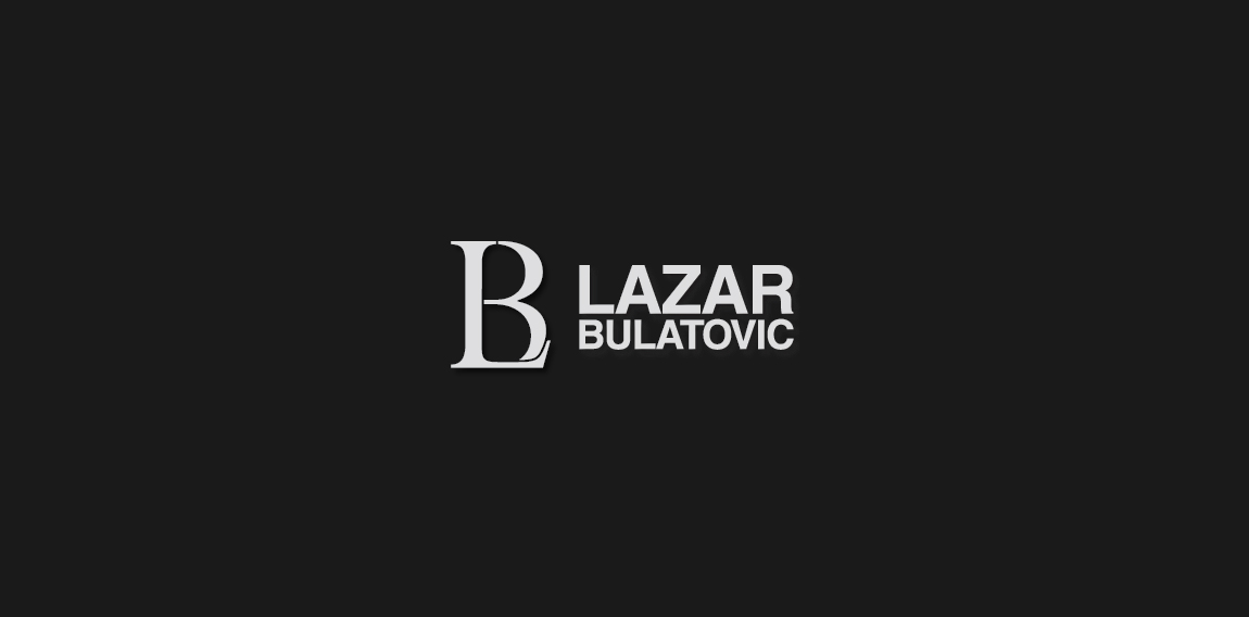 LB personal initial logo