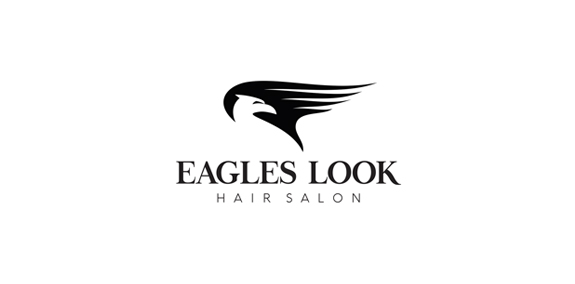 Eagles look (hair salon)