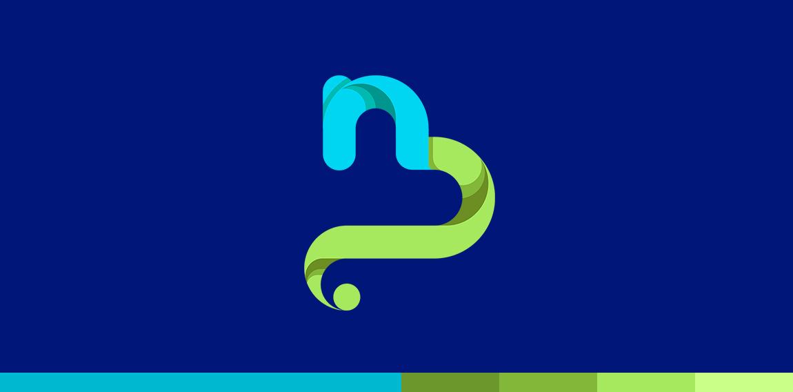 B and N Monogram